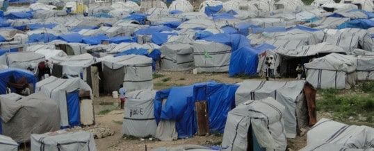 Adequate Shelters do not include tents?