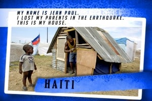 people living in poverty - Haiti