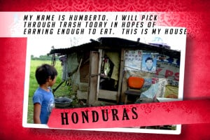 This is my House in Honduras Red | Shelter The World