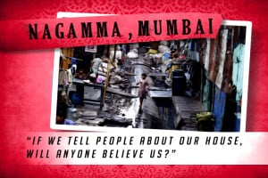 This is my House in Mumbai Red | Abrigar o Mundial