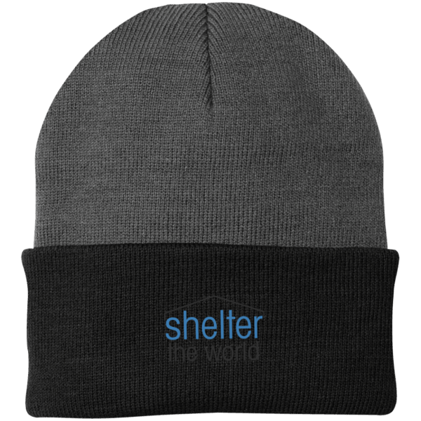 Knit Cap – Light Colors for CHARITY